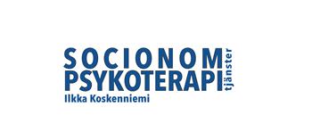 Socionom och Psykoterapi Logotyp
